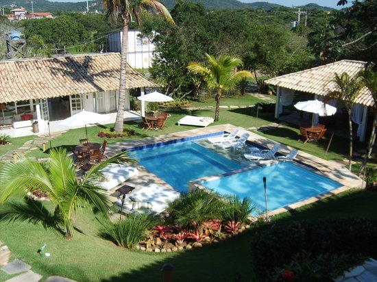 بوسادا بوكانيرو: Vista desde la habitación