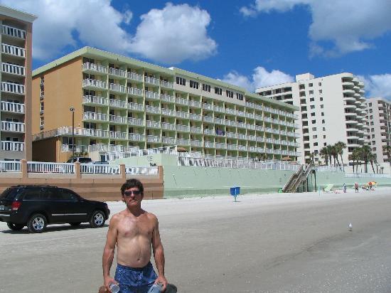 Bluegreen Daytona Seabreeze Ascend Resort Collection The From Beach