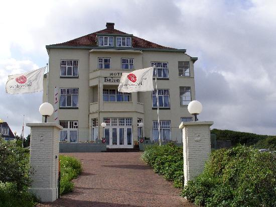 Noordwijk, The Netherlands: Gesamtansicht Hotel Belvedere