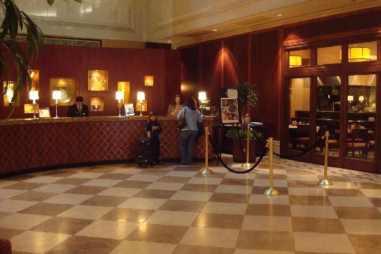 Radisson Blu Minneapolis Downtown: Lobby