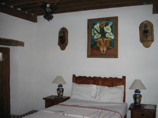 Meson Del Rosario: room view