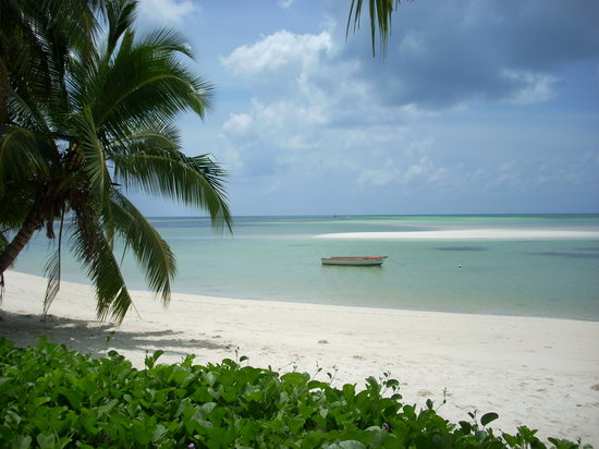 La Digue Island, Seychelles: Grand'Anse, Praslin