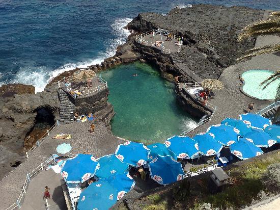 Hacienda San Jorge: Natural Swimming pools at Charco Azul