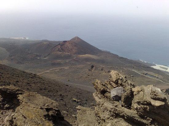 Brena Baja, İspanya: Teneguia Volcano