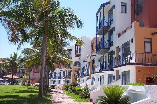 El Cid Marina Beach Hotel Ext Rooms