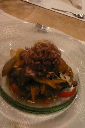 The Farm at San Benito: Friday's Dinner - Main Course