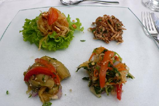 The Farm at San Benito: Saturday Lunch - Salads