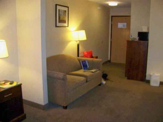 Comfort Suites South Haven: suite