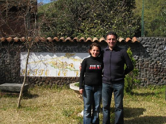 B&B Sotto il Vulcano: Antonella & Salvo