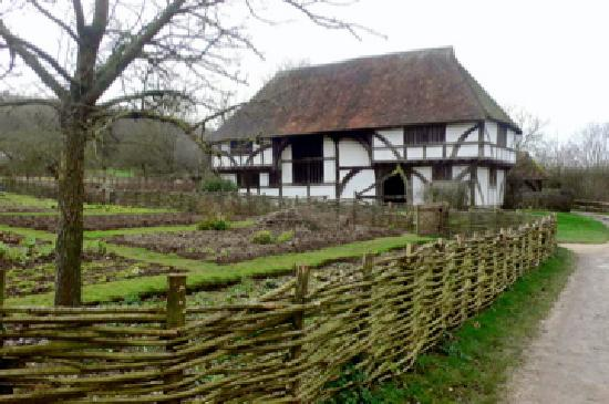 Weald & Downland Living Museum : Bayleaf