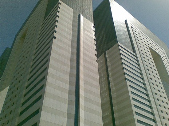 Towers 1 & 2 of Ezdan Hotel & Suites
