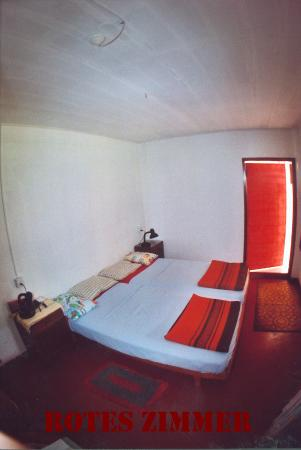 Belihuloya, Sri Lanka: red room