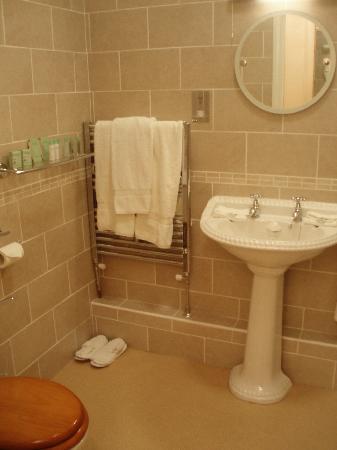 La Haule Manor : Bathroom