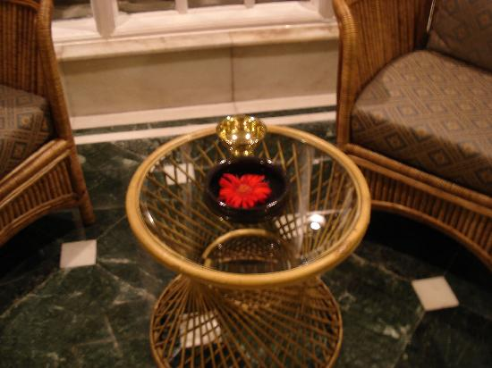 The Oberoi Grand: A charming touch