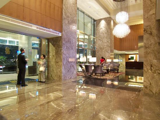the lobby picture of the ritz carlton jakarta pacific place rh tripadvisor com sg