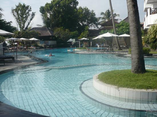 Club Bali Mirage: Piscine