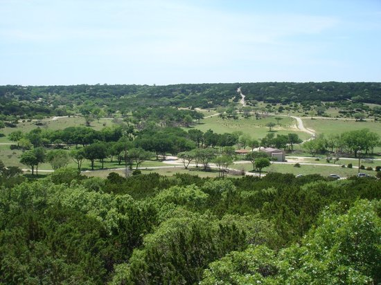 Beautiful views at Fossil Rim