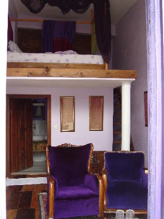 Aya Nikola Otel: The room