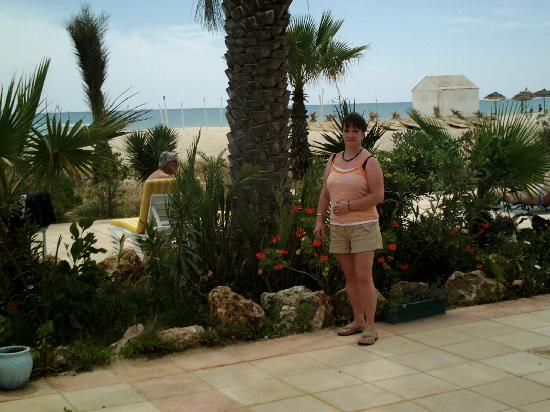 smartline Hammamet Regency: between hotel and beach