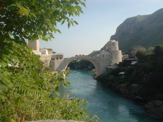 Mostar, Bosna Hersek: Stari Most