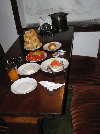 Turkuaz Hotel: Yummy breakfast