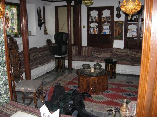Turkuaz Hotel: Lobby