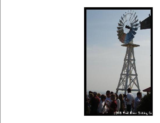 Hyatt Vineyards: Windmill at Hyatt Winery