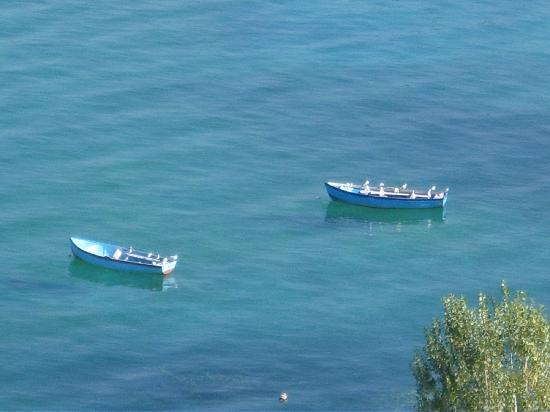 Lake Ohrid: Macedonia