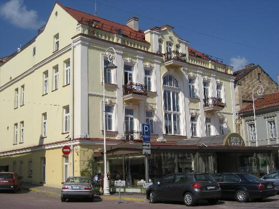 Artis Centrum Hotels: Hotel Artis, Vilnius