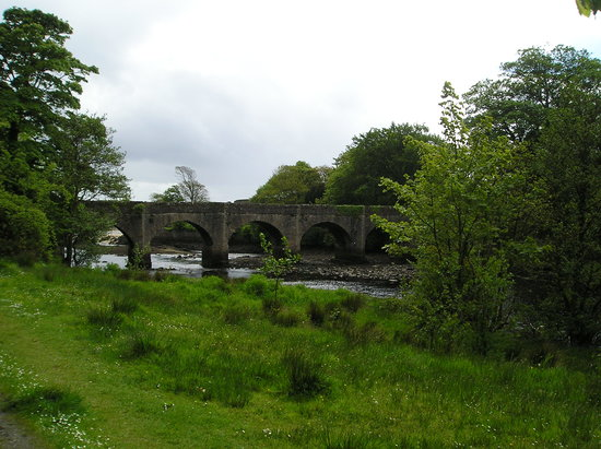 Buncrana, Ierland: Castle Bridge