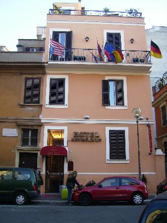 Hotel Novecento: Fachada Hotel
