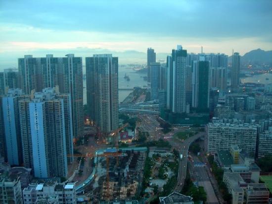 Cordis, Hong Kong : One of the views