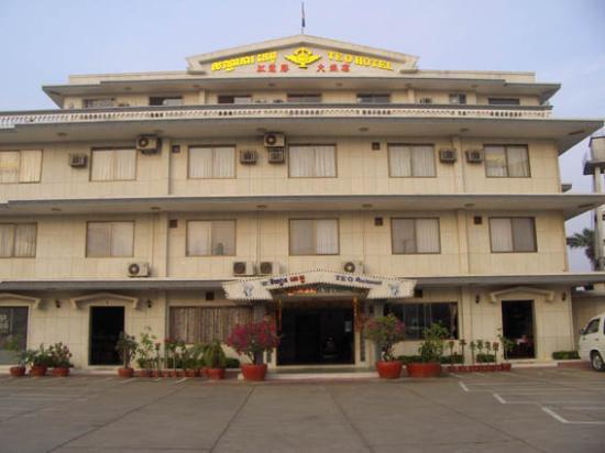 Menbora Hotel: Teo hotel