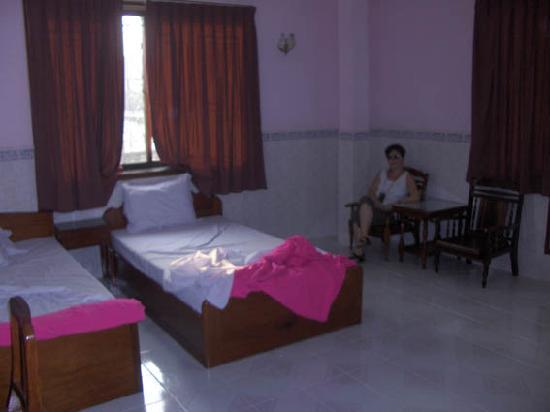 Menbora Hotel: la camera