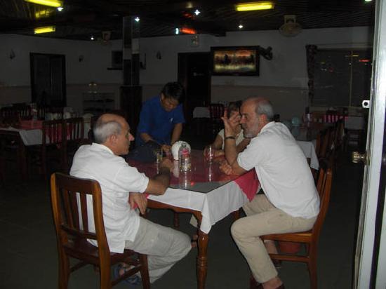 Menbora Hotel: il ristorante del Teo