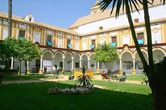 Convento de Mínimos, junto al Santuario de Consolación (Utrera)