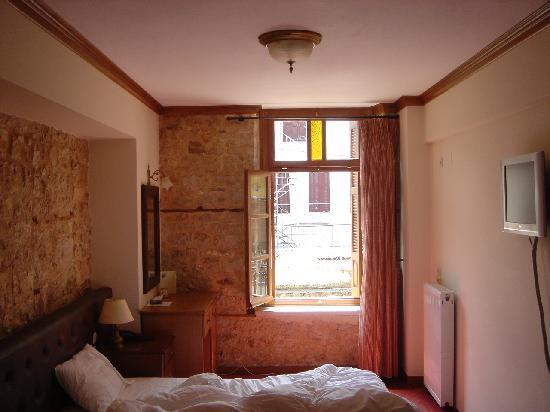 Hotel Kentrikon : Room