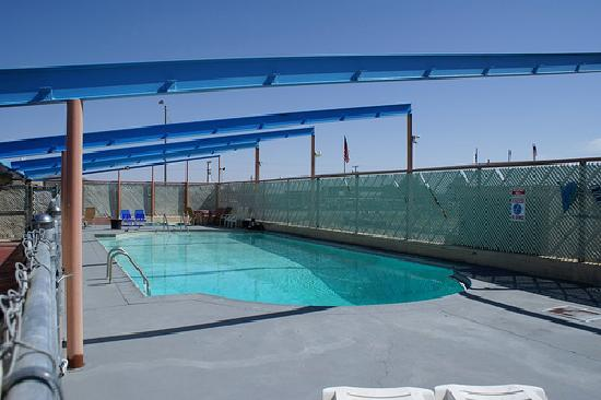 Safari Motor Inn - Joshua Tree: Pool