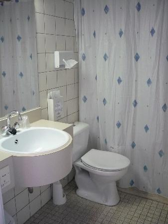 Westkapelle, Nederland: bathroom