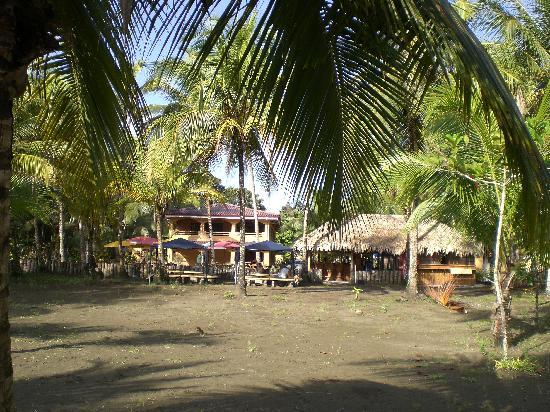 Hotel Playa Westfalia : vue plage