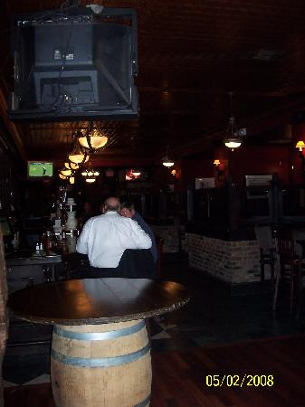 Blaggard's Pub : Inside the pub