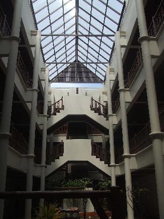 Ramada Phuket Southsea: inside the hotel