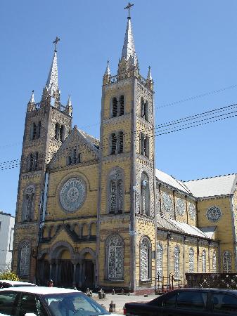 Torarica Hotel & Casino: Paramaribo kerk