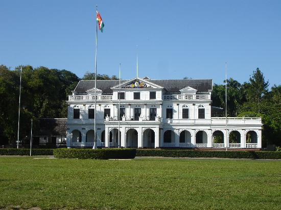 Torarica hotel casino