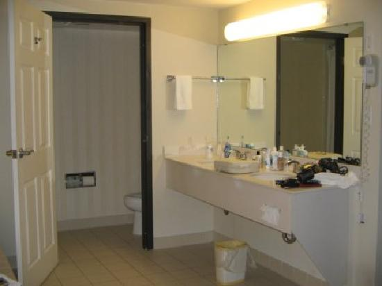 Wingate by Wyndham Lima Downtown: Bathroom