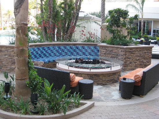 Harrah's Resort Southern California: Firepit - Firepit - Picture Of Harrah's Resort Southern California, Funner