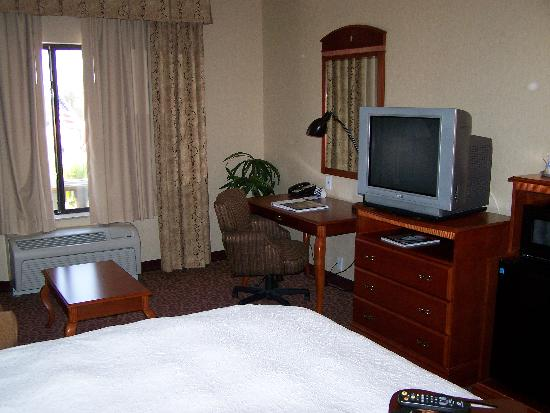 Hampton Inn & Suites Hemet : More of the room
