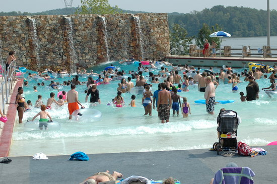 Decatur, Алабама: First Wavepool in America!