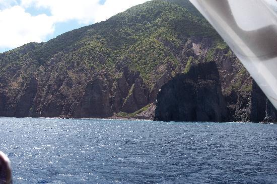 Aqua Mania Adventures: mount scenery