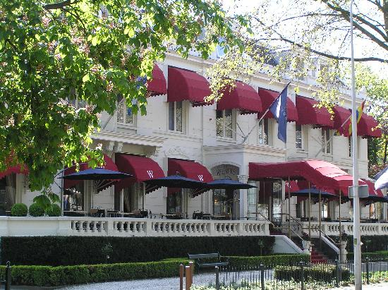 Front Of The Hotel Picture Of Bilderberg Grand Hotel Wientjes Zwolle Tripadvisor
